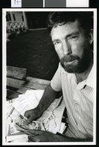Image of Ian Miller, Budget Advice Oamaru - Timaru Herald Photographs, Personalities Collection