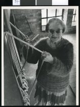 Image of Rita Minehan, bellringer - Timaru Herald Photographs, Personalities Collection