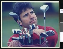 Image of Golfer Craig Mitchell - Timaru Herald Photographs, Personalities Collection