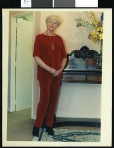 Image of Mary Mitchell - Timaru Herald Photographs, Personalities Collection