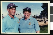 Image of Ewan and Judith Moore, stud farmers - Timaru Herald Photographs, Personalities Collection