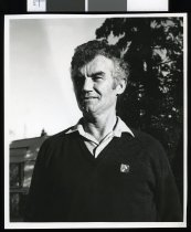 Image of Barrie Morgan, Livestock Improvement Association - Timaru Herald Photographs, Personalities Collection