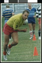 Image of Nigel Morgan, rugby player - Timaru Herald Photographs, Personalities Collection