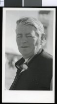 Image of Ray Morris, trotting trainer - Timaru Herald Photographs, Personalities Collection