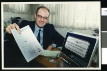 Image of Doctor Tony Morris - Timaru Herald Photographs, Personalities Collection