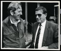 Image of Colin Moyle, Labour Party - Timaru Herald Photographs, Personalities Collection