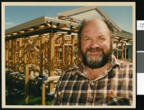 Image of Alex Murray, builder - Timaru Herald Photographs, Personalities Collection