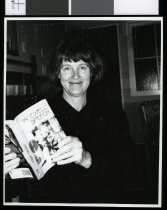 Image of Rachel McAlpine, author - Timaru Herald Photographs, Personalities Collection