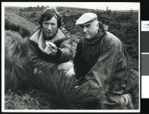 Image of Rob McCaw and Martin Mehrtens - Timaru Herald Photographs, Personalities Collection