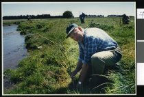 Image of Graham McClintock, fish and game - Timaru Herald Photographs, Personalities Collection
