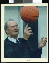 Image of Bruce McCormack, teacher - Timaru Herald Photographs, Personalities Collection