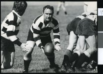 Image of Brian McCully (centre) - Timaru Herald Photographs, Personalities Collection