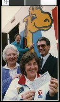 Image of Life Education committee members - Timaru Herald Photographs, Personalities Collection