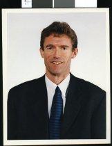 Image of Stephen McFarlane, accountant - Timaru Herald Photographs, Personalities Collection