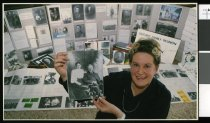 Image of Leah McGaughey - Timaru Herald Photographs, Personalities Collection