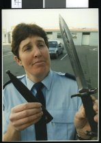 Image of Constable Jane-Anne McIlriath - Timaru Herald Photographs, Personalities Collection