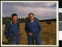 Image of Carow farmers Kevin & Trevor McKeown