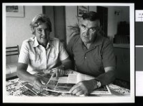 Image of Anne and Alastair McLean - Timaru Herald Photographs, Personalities Collection
