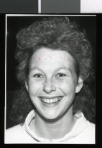 Image of Netballer Deanna McNally - Timaru Herald Photographs, Personalities Collection