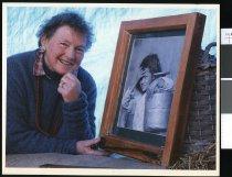 Image of Celia McPherson - Timaru Herald Photographs, Personalities Collection