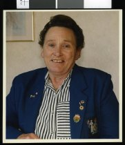 Image of Anne McRobie - Timaru Herald Photographs, Personalities Collection