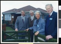Image of Opening of Soutyh Canterbury Hospice - Timaru Herald Photographs, Personalities Collection