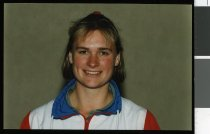 Image of Netballer Vicky Neave - Timaru Herald Photographs, Personalities Collection