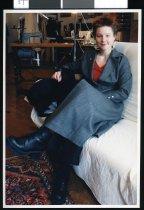 Image of Fieke Neuman, designer - Timaru Herald Photographs, Personalities Collection