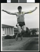 Image of Mark O'Brien, athlete - Timaru Herald Photographs, Personalities Collection