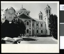 Image of Father O'Connor, parish priest