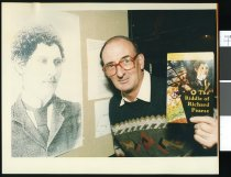 Image of Gordon Oglivie, author - Timaru Herald Photographs, Personalities Collection