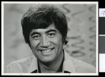 Image of Olly Te Hata Ohlson, television presenter - Timaru Herald Photographs, Personalities Collection