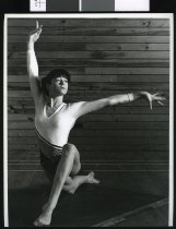 Image of Carmel O'Loughlin, gymnast