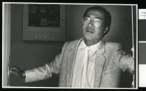 Image of Ronald Ong, warden - Timaru Herald Photographs, Personalities Collection