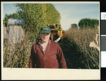Image of Tony Ormandy, Kakano Farms - Timaru Herald Photographs, Personalities Collection