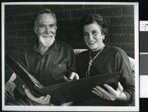 Image of Gerald & Elizabeth O'Rourke