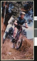 Image of Peter Page, mountain biker and triathlete - Timaru Herald Photographs, Personalities Collection