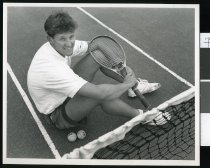 Image of Jeremy Parish, tennis player - Timaru Herald Photographs, Personalities Collection