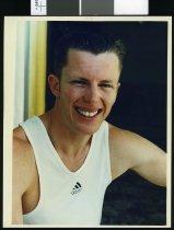 Image of Gene Pateman, athlete - Timaru Herald Photographs, Personalities Collection