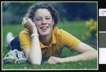 Image of Bridgette Pateman, athlete - Timaru Herald Photographs, Personalities Collection