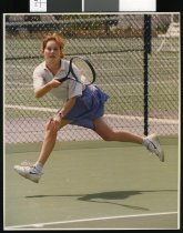 Image of Amanda Payne, tennis player - Timaru Herald Photographs, Personalities Collection