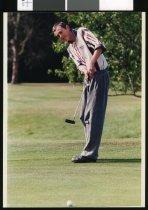 Image of Daniel Perham, golfer - Timaru Herald Photographs, Personalities Collection