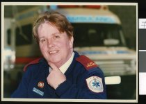 Image of Barbara Peters, St John Ambulance - Timaru Herald Photographs, Personalities Collection