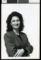 Image of Kerryn Phelps, television presenter - Timaru Herald Photographs, Personalities Collection