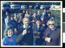 Image of Motor home rally - Timaru Herald Photographs, Personalities Collection