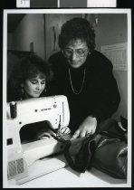 Image of Patricia Pudney and Nicola Pratt - Timaru Herald Photographs, Personalities Collection
