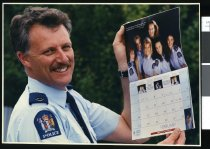 Image of Trevor Pullen, police - Timaru Herald Photographs, Personalities Collection