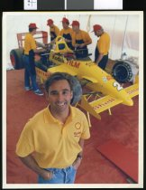 Image of Paul Radisich, racing driver - Timaru Herald Photographs, Personalities Collection