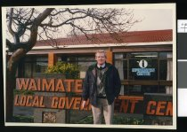 Image of Graham Ramsay - Timaru Herald Photographs, Personalities Collection