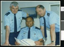 Image of Police Personnel - Timaru Herald Photographs, Personalities Collection